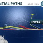 Three Systems to Watch in the Atlantic