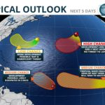 Tropics Could Become Active Again Soon