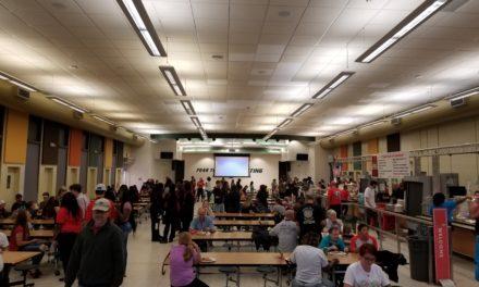 Jinks Middle School – Community Thanksgiving