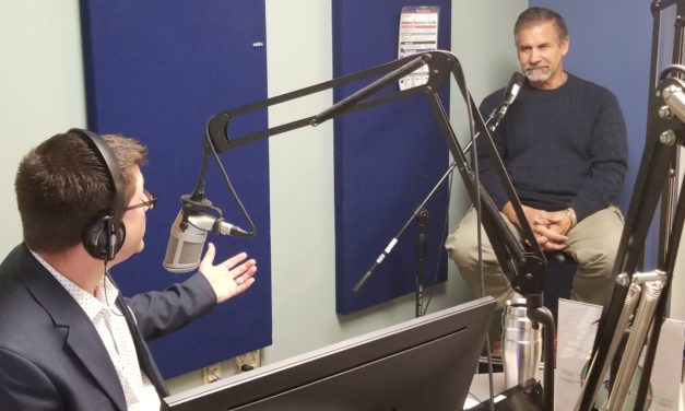 Mayor Brudnicki on The Morning Mix