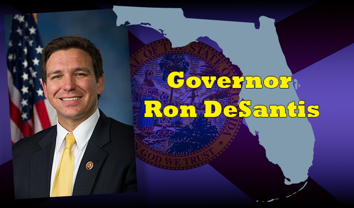 Florida Governor Is Signing K 12 Public >> Gov Desantis Signs The Bold Vision For A Brighter Future